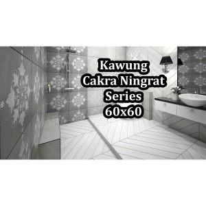 Niro Granite Swatantra Kawung Cakra Ningrat D00 Series 60x60 cm