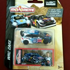 Majorette WRC vw polo terbaru