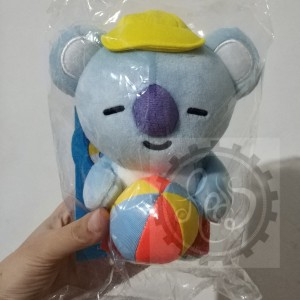 BT21 Official Von Voyage Summer Doll 2019