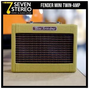 Fender 57 Mini Twin Amplifier - Ampli Gitar Amp