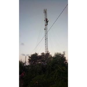 Tower Rectangle Rangka BSA