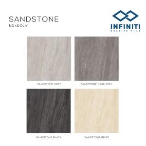 Granit Infiniti Granite Tile Sandstone Series 60x60 cm