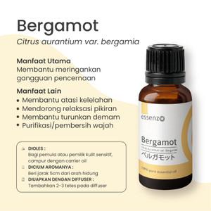 Essential Oil - Bergamot