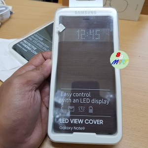 cheap for discount 1f1e2 1faa5 Jual Official Samsung LED VIEW COVER NOTE 9 Original FLIP COVER NOTE 9 -  DKI Jakarta - 88 Mart | Tokopedia