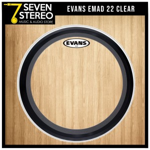 Evans Drumhead EMAD 22 CLEAR