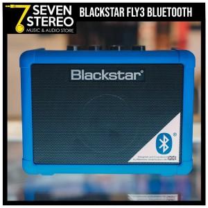 Blackstar Fly 3 Bluetooth Blue 3W 1x3 Inch Mini Guitar Combo Amp