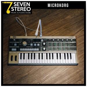 Korg MICROKORG MK1 Keyboard Synthesizer - Vocoder