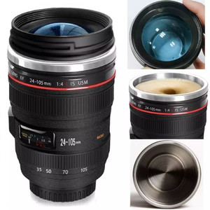 [ GELAS CAMERA ] Mug Canon 24-105mm / Gelas Lensa Kamera