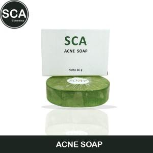Acne Soap SCA Cosmetics