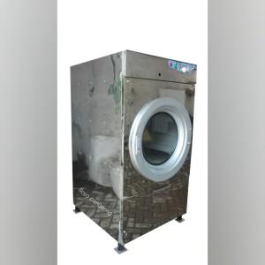 Mesin Pengering Pakaian Model Putar / Tumble Dryer 25 kg