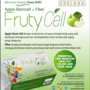 Pelangsing herbal Fruity cell