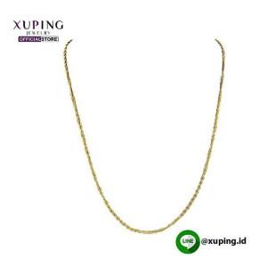 XUPING KALUNG EMAS MOTIF RANTE TAMBANG 45CM 0111190097