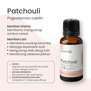 Essenzo - Patchouli