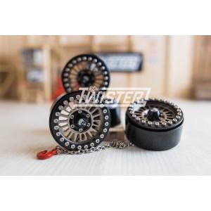 Boom Racing Venomous KRAIT 1.9 Aluminum Beadlock Wheels&Widener 4pcs