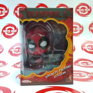 HOT TOYS COSBABY DEAD POOL 2