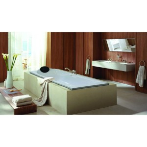 Bathtub Long OFURO (Paket Jacuzzi)