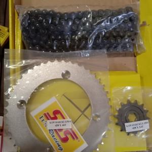 SSS gear set KLX