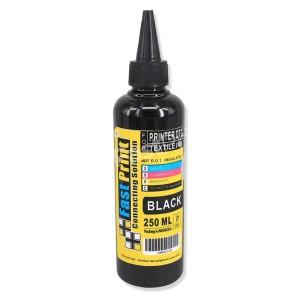 Tinta Textile DTG - Black - 250 ML