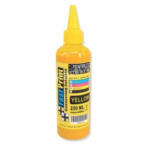 Tinta Textile DTG - Yellow - 250 ML