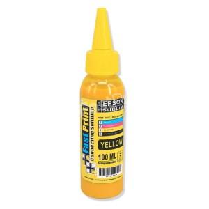 Tinta Sublim China Epson - Yellow - 100 ML