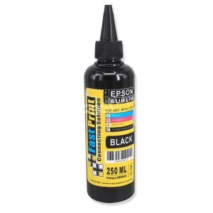 Tinta Sublim China Epson - Black - 250 ML