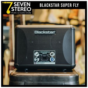 Blackstar Super Fly Street Performance Amplifier