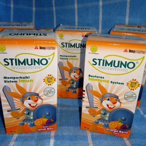Stimuno anak 60ml