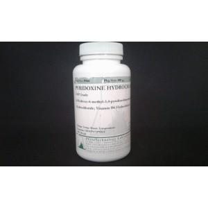 Phytotech P866 Pyridoxine Hydrochloride USP Grade 100 gr|Piridoksin