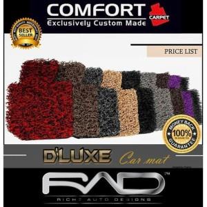 Karpet Comfort Deluxe ORIGINAL Xpander full bagasi