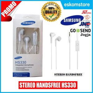 HEADSET SAMSUNG HS330 / HANDSFREE SAMSUNG ANDROID STEREO ESKOMSTORE