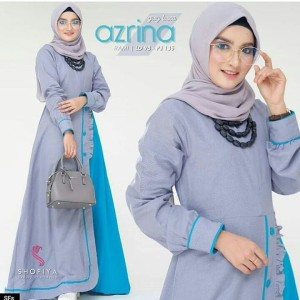 FASHION DRESS MUSLIM AZRINA DRESS