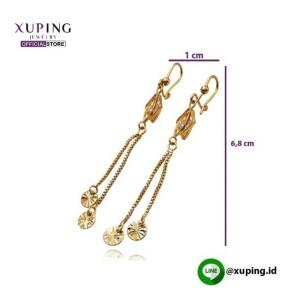 XUPING ANTING JURAI ITALY GOLD MOTIF KOIN 0171190234