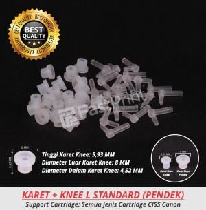 Knee L Dan Karet Knee Infus CISS Cartridge Import