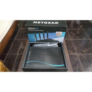 NETGEAR Nighthawk X8 AC5300 Smart Wifi Router (Model R8500)