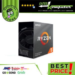AMD Ryzen 5 3600 3.6Ghz Up To 4.2Ghz Cache 32MB 65W AM4 [Box] - 6 Core