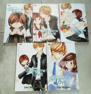 kagenos springtime of love 5eps by. yuka kitagawa