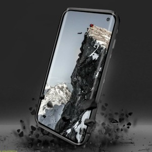 No1 Casing Water proof Case Samsung Galaxy S10/S10+/S10 Plus Redpepper