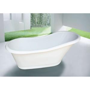 Bathtub Standing Pauline - free avur+kran dan Shower+Tissue box
