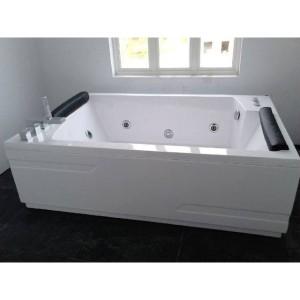 Bathtub Minipool OSHIN free avur+kran Mixer dan Shower+Tissue box