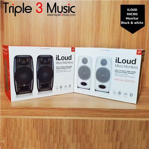 "IK Multimedia iLoud Micro Monitors monitor 3"" speaker flat bluetooth"