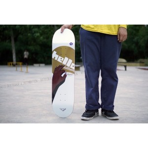 "Hello Skateboards ""Idle Hand"" series sz 7.8 & 8"