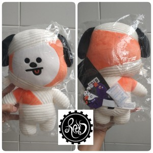 BT21 Halloween Doll Official 2018 Series