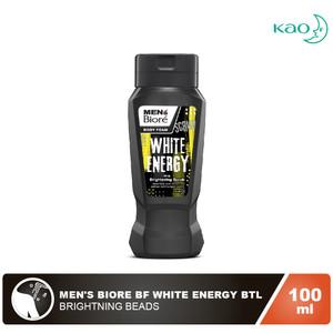 MEN'S BIORE Body Foam White Energy Botol 100ml