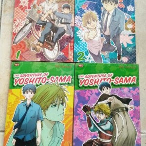 the adventure of yoshito sama 4eps - on going