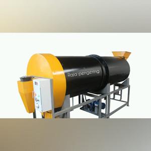 Mesin model putar serbaguna / Rotary Dryer 200 kilo.