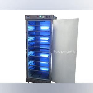 Mesin oven 10 rak 1 pintu lampu UV