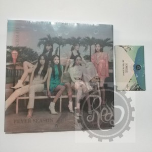 GFRIEND Mini Album vol.7 Fever Season