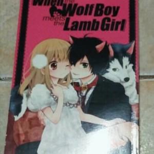 when the wolf boy meet the lamb girl no. 1