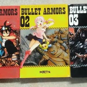 bullet armors 3eps by. moritya - tamat