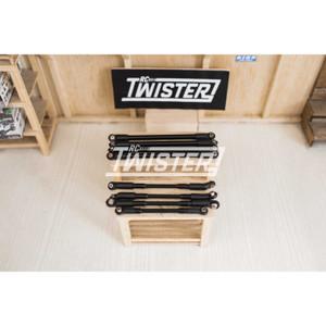 Team Raffee Co. Aluminium Link Set for D90 Chassis Kit - 8pcs
